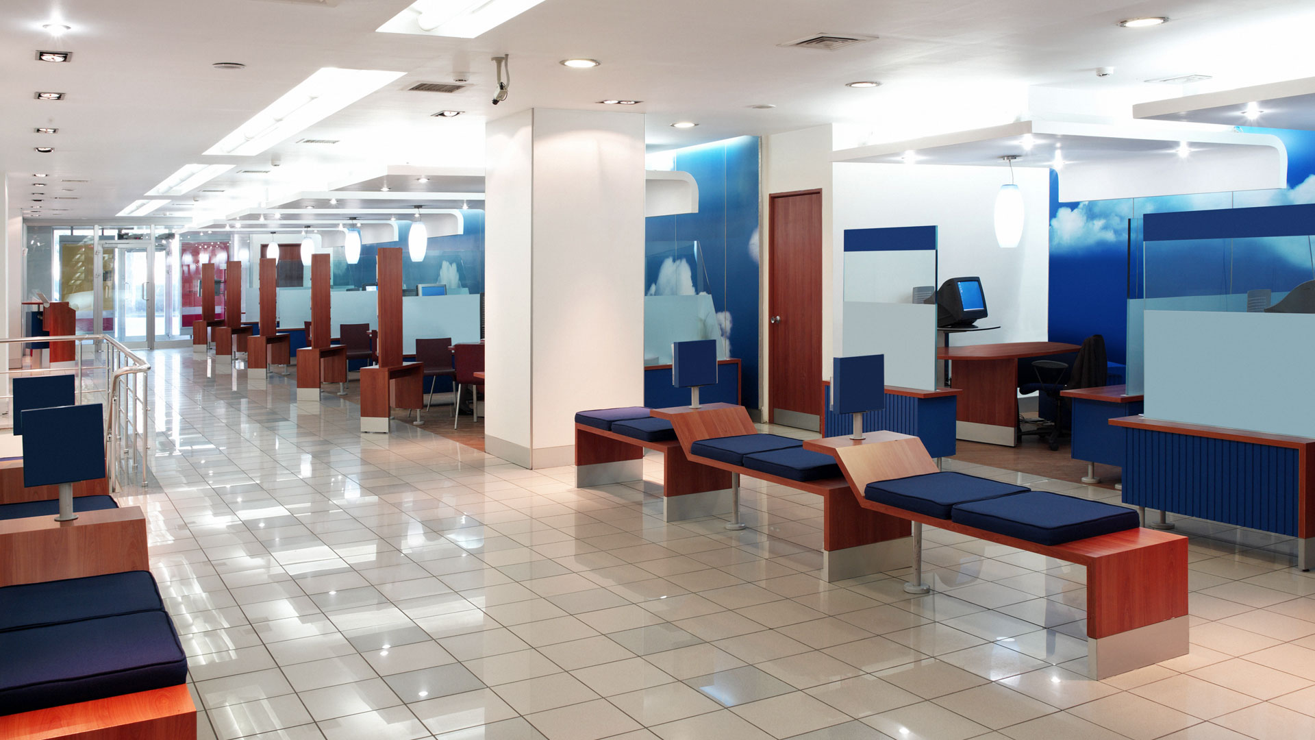 Customised Commercial Furniture Products